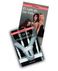 Pack Novela erótica